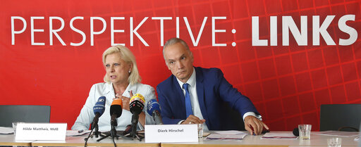 Candidate team for SPD presidency