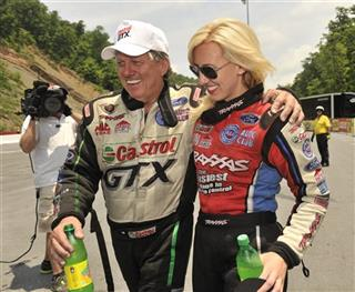 NHRA John Force Auto Racing