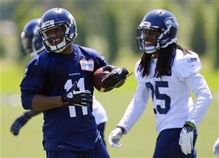 Richard Sherman, Percy Harvin