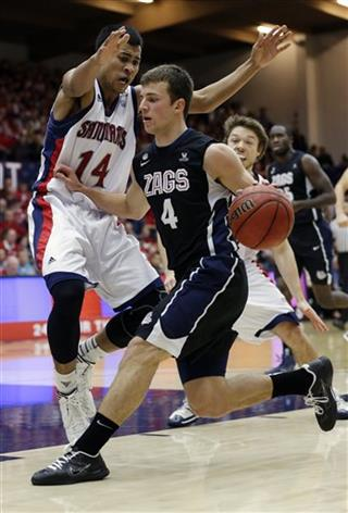 Kevin Pangos, Stephen Holt