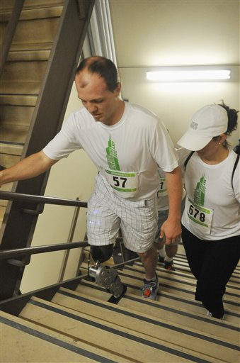 Bionic Stair Walker