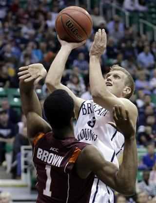 Tyler Haws, Robert Brown