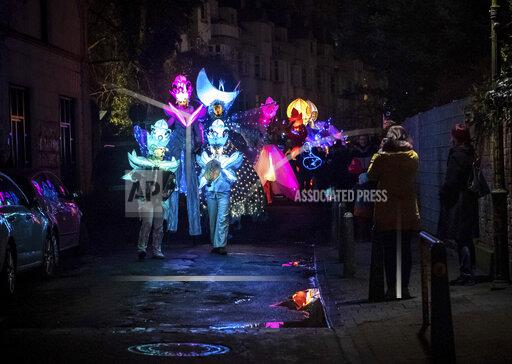 Carnival season in the north starts with the lights