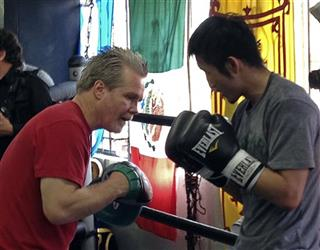 Zou Shiming, Freddie Roach