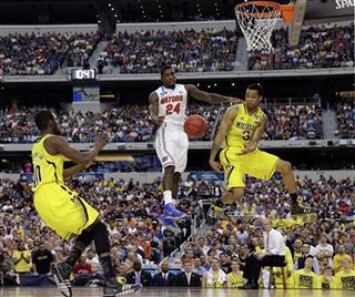 Tim Hardaway Jr., Casey Prather, Trey Burke