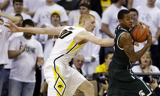 Keith Appling, Aaron White
