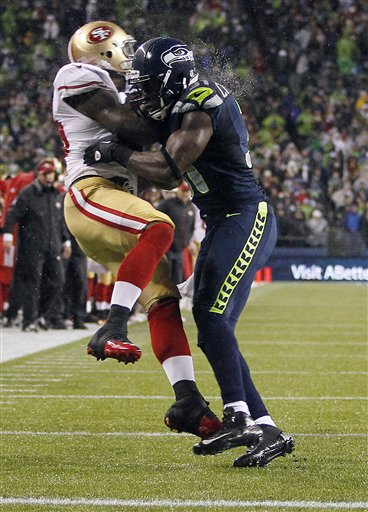 Vernon Davis, Kam Chancellor