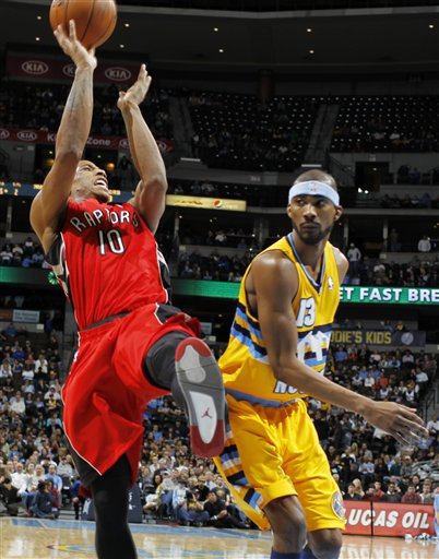 Corey Brewer, DeMar DeRozan