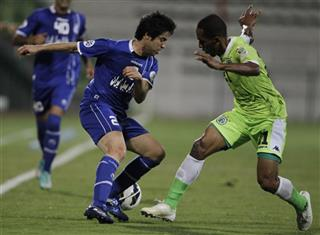 Mideast Emirtaes AFC Champions League