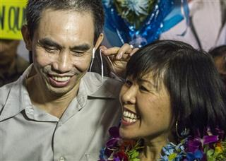 Vietnam frees American activist after 9 months
