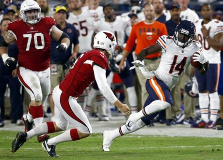 Bears Cardinals Football