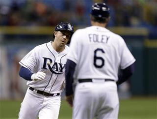 Evan Longoria, Tom Foley