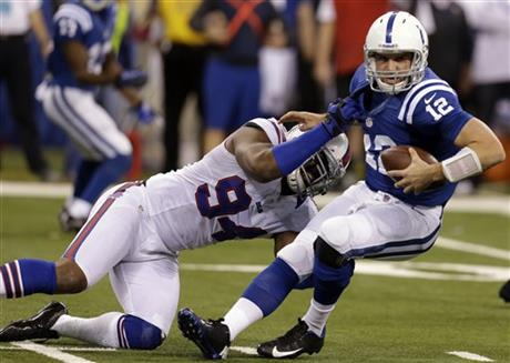 Andrew Luck, Mario Williams