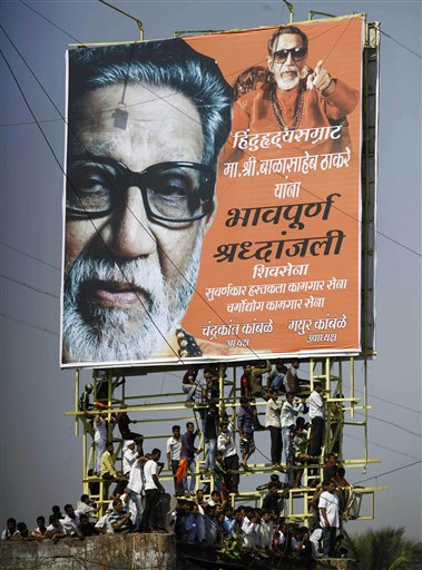 India Bal Thackeray