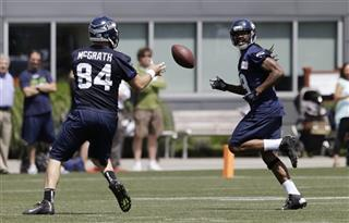 Sean McGrath, Sidney Rice