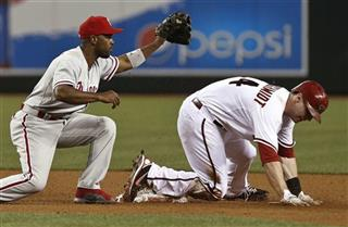 Paul Goldschmidt, Jimmy Rollins