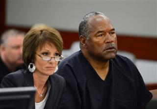 O.J. Simpson, Patricia Palm