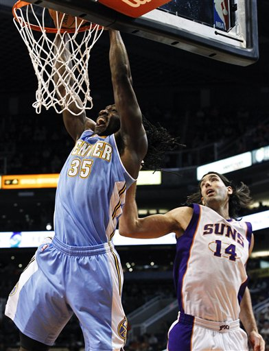 Kenneth Faried, Luis Scola