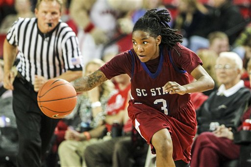 T10 South Carolina State Georgia Basketball