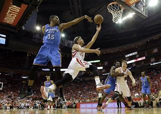 Kevin Durant, Chandler Parsons