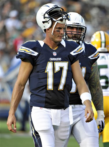 Philip Rivers,  Nick Hardwick