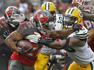 Doug Martin, Sam Barrington