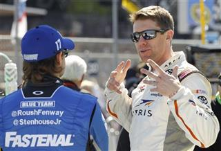 Ricky Stenhouse Jr., Carl Edwards