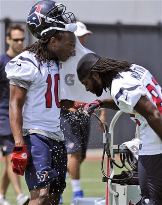 DeAndre Hopkins, Keshawn Martin