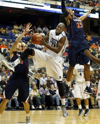 Virginia Old Dominion Basketball
