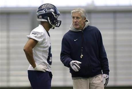 Pete Carroll, Golden Tate