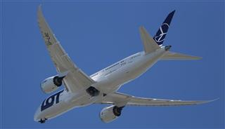 Boeing 787-Test Flight