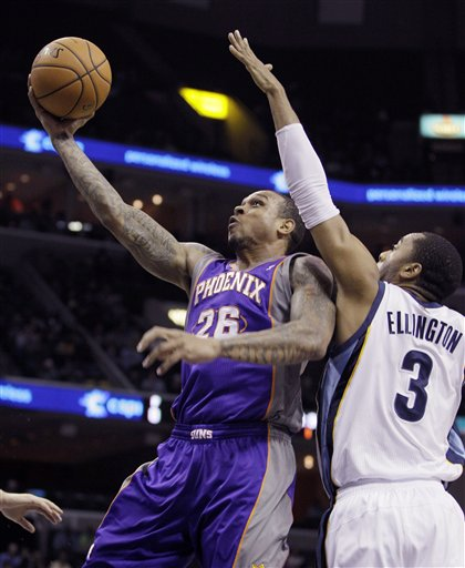 Wayne Ellington, Shannon Brown