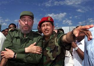 Venezuela Hugo Chavez Obit