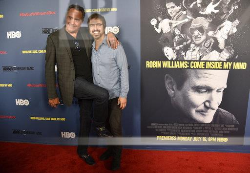 "LA Premiere of ""Robin Williams: Come Inside My Mind"""