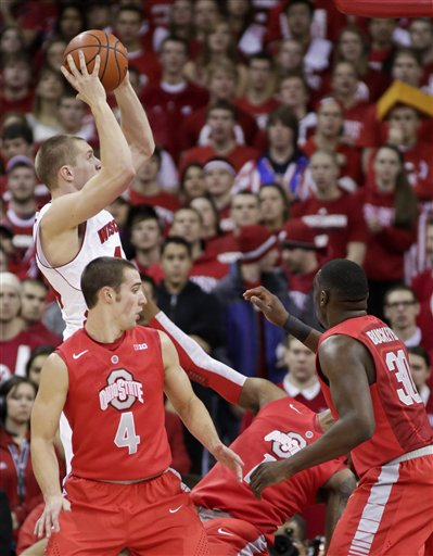 Jared Berggren, Aaron Craft, Evan Ravenel