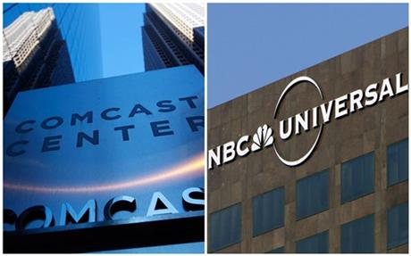 Comcast-NBC-General Electric
