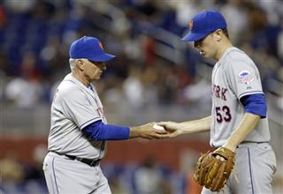 Terry Collins, Jeremy Hefner