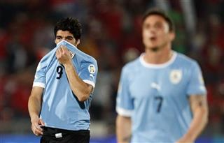 Luis Suarez, Cristian Rodriguez