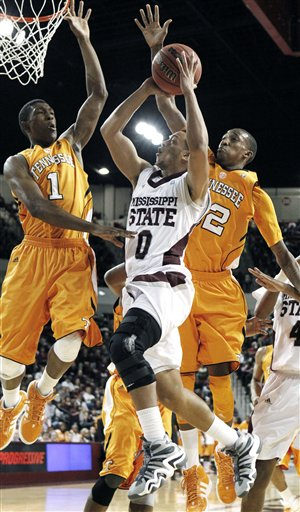 Jalen Steele, Josh Richardson, Jordan McRae