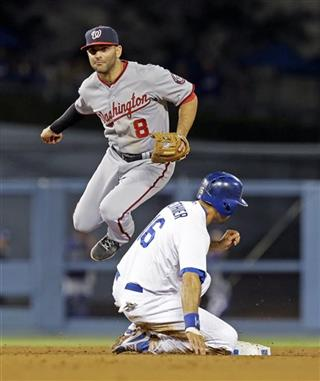 Danny Espinoza, Andre Ethier