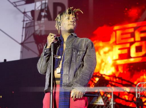 Juice Wrld In Concert - Philadelphia