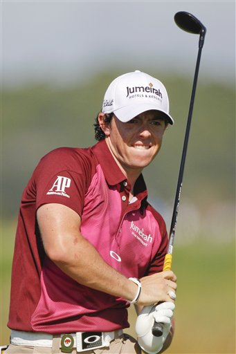 Rory McIlroy