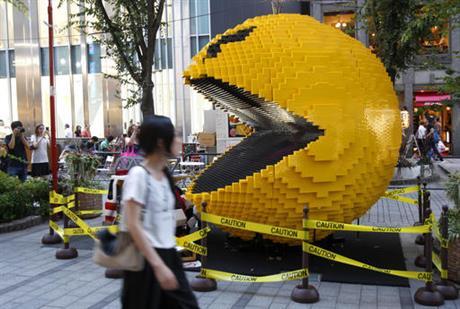 Japan Obit Father of Pac Man