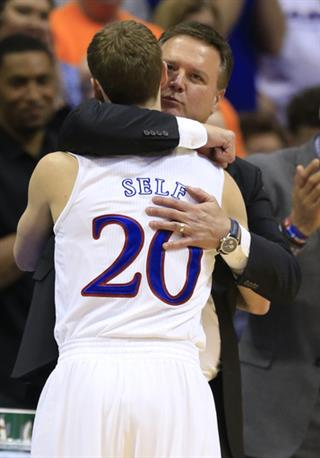 Bill Self, Tyler Self