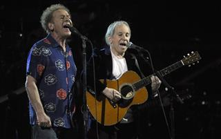 Paul Simon, Art Garfunkel
