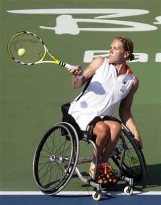 Paralympics Wheelchair Tennis