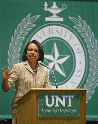 Former U.S. Secretary of State speaks at UNT tonight