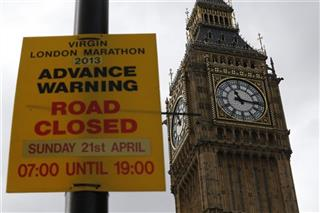 Britain Reax Boston Marathon