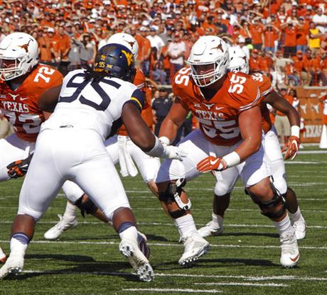 Connor Williams, Christian Brown