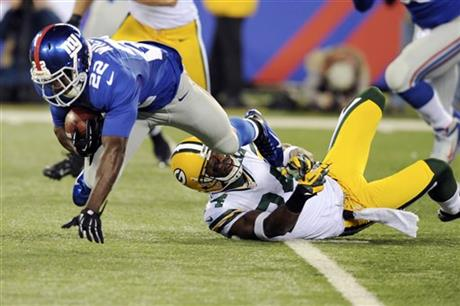 David Wilson, Jarrett Bush (24)